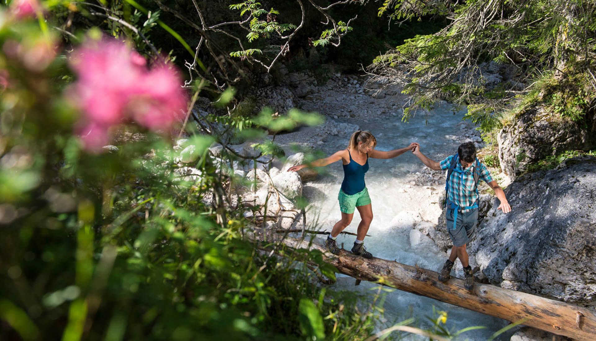 Sommerurlaub in Kastelruth in der Ferienregion Seiser Alm