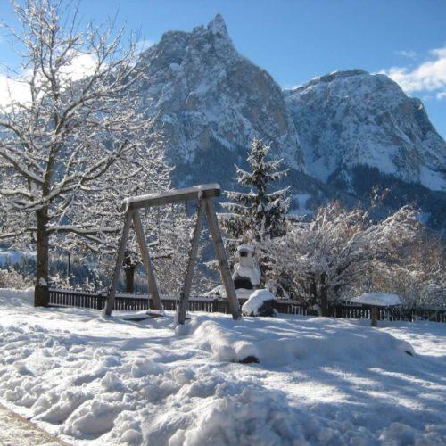 Winterurlaub in Kastelruth/Seiser Alm